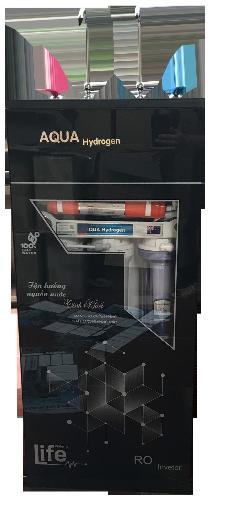 Nóng nguội Aqua hydrogen